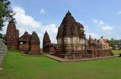 Ancient Shiva Temples Royalty Free Stock Photos