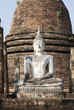 Ancient Siam Buddha Royalty Free Stock Photography