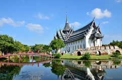 Ancient Siam Royalty Free Stock Image