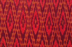 The ancient Silk Pattern Royalty Free Stock Photography