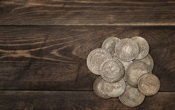 Free Ancient Silver Coins Stock Images - 68471944