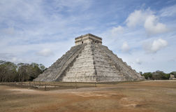 Ancient site of Chichen ize in Yukatan region of Mexico Stock Photography
