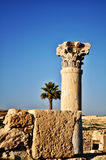 Ancient site in Cyprus Royalty Free Stock Images