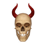 Ancient skull Royalty Free Stock Photography