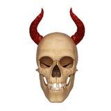 Ancient skull Royalty Free Stock Photography