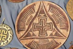 Ancient Slavic charm Royalty Free Stock Image