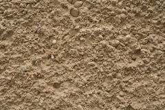 Ancient soil wall Stock Image