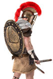 Ancient soldier or Gladiator Royalty Free Stock Photo