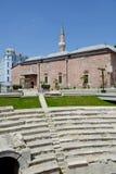 The Ancient Stadium Philipopolis in Plovdiv Royalty Free Stock Photos