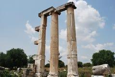 Ancient Stadt in der Türkei Stockbilder