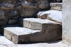 Ancient stairs Royalty Free Stock Photos