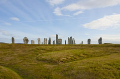 Ancient Standing Stones royalty free stock photography