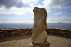 Ancient statue. Stock Image