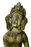Ancient statue Royalty Free Stock Image