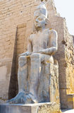 The ancient statue Royalty Free Stock Photos