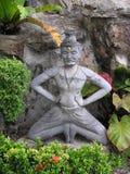 Ancient statue Stock Photo