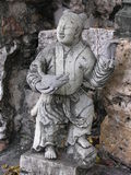Ancient statue Stock Photography