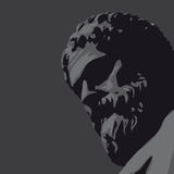 Ancient Statue (vector) Royalty Free Stock Photography