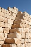Ancient Steps Royalty Free Stock Photos