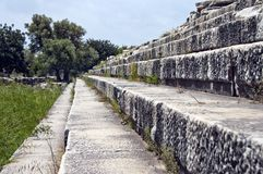 Ancient Steps Stock Images