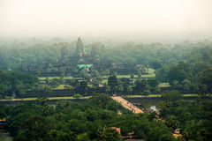 Ancient stone  of angkor wat, Angkor, Cambodia Stock Photo