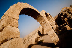Ancient Stone Arches Royalty Free Stock Image