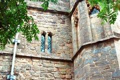 Ancient stone building UK stock photos