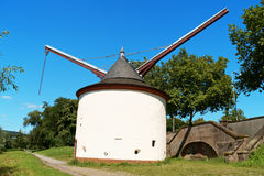 Free Ancient Stone Crane In Trier, Germany Stock Photos - 33278193