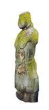 Ancient stone idol Stock Images