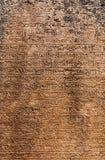 Ancient stone inscriptions texture Royalty Free Stock Photos