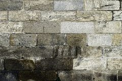 Ancient stone masonry seamless texture . Perfect for background.  royalty free stock photos