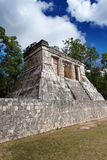 Ancient stone pyramid.Chichen Itza, Mexico. Chichen Itza pyramid, Yucatan, Mexico Stock Image
