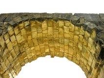 Ancient Stone roman arch Royalty Free Stock Photo