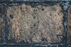 Ancient stone texture, grunge background royalty free stock images