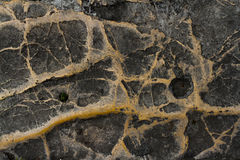 Ancient Stone Texture Royalty Free Stock Photo