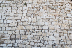 Ancient stone wall Stock Photography