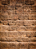 Ancient stone wall surface Royalty Free Stock Images
