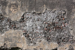 Ancient stone wall with pattern Stock Photos