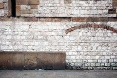 Ancient stone wall Royalty Free Stock Photos