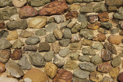 Ancient stone wall - Stock Image Royalty Free Stock Photography