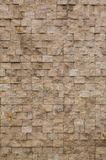 Ancient stone wall texture Stock Image