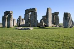 Ancient Stonehenge Royalty Free Stock Photography
