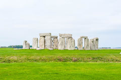 Ancient Stonehenge Stock Photo