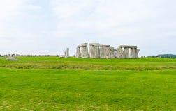 Ancient Stonehenge Stock Photography