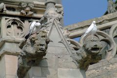 Ancient stonework Royalty Free Stock Image