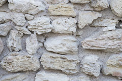 Ancient stonework Royalty Free Stock Photography
