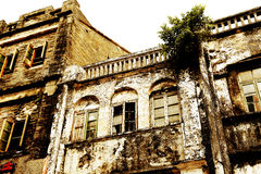 The ancient street in Beihai Stock Photo