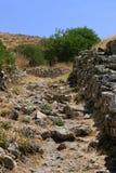 Ancient street. Stock Photos