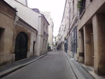Ancient street, Rouen , France Royalty Free Stock Photo
