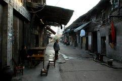 Ancient street of Yuanjiang Royalty Free Stock Photos